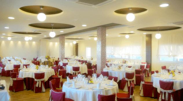 La Ermita de Brunete salón