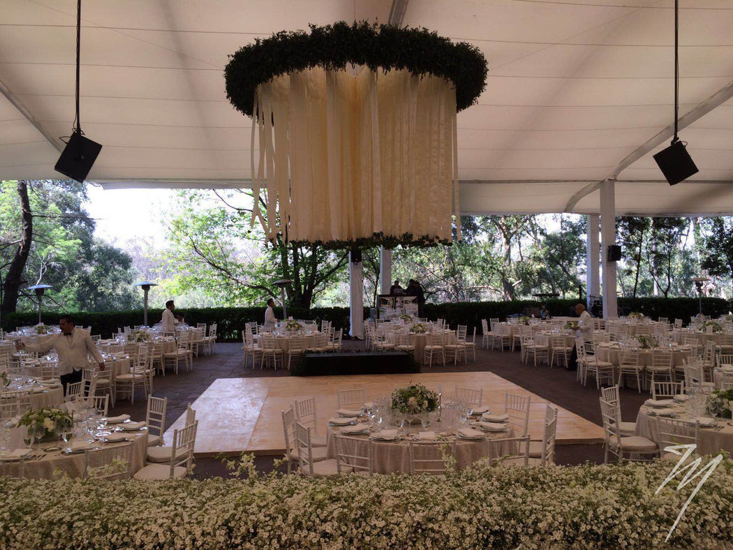 Jardín Mayita - Ideal para bodas de día y de noche