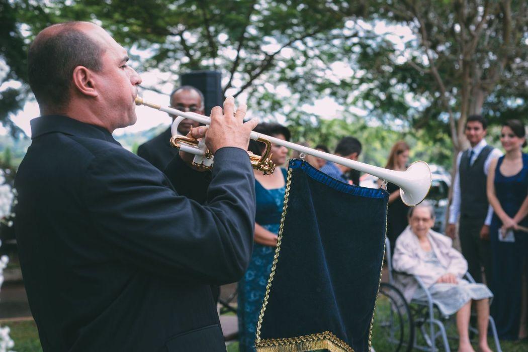 Trompete Casamento em Londrina/PR