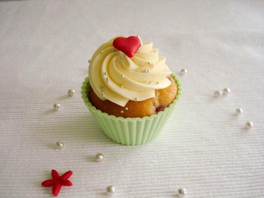 Beispiel: Cupcakes zur Hochzeit, Foto: Annabella Bognar.