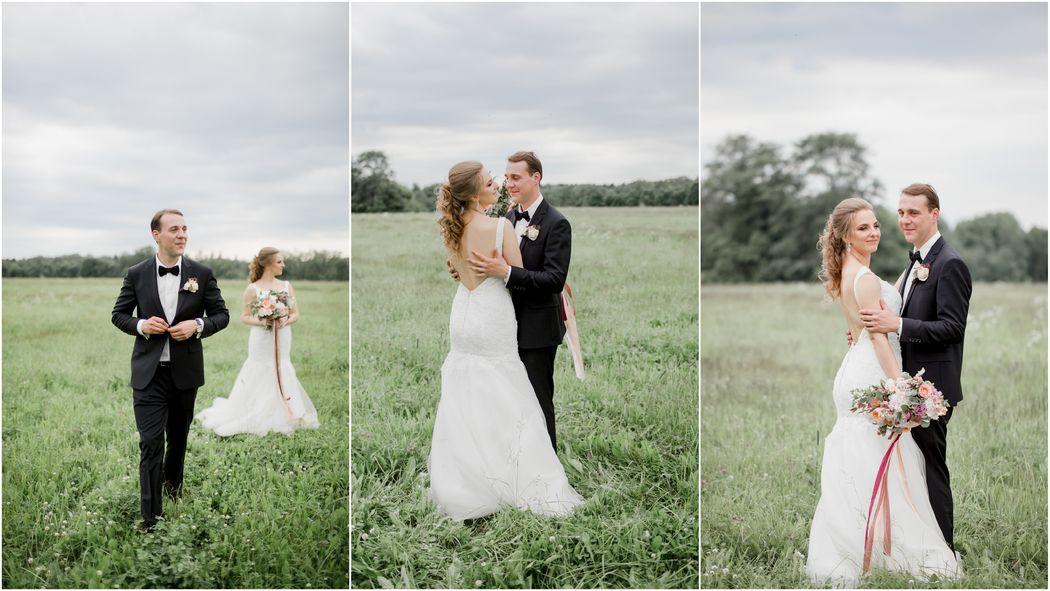 Свадебная фотосессия Антона и Виктории