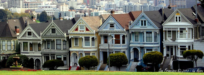 Nomade In World - USA - San Francisco