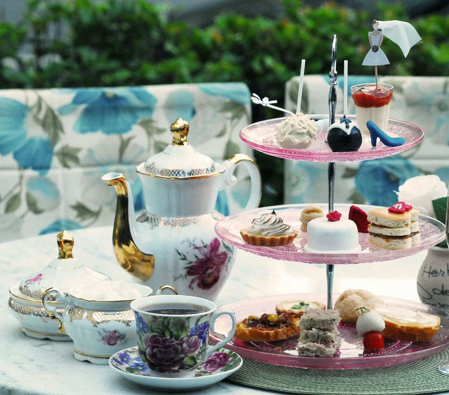 Chá de Casamento