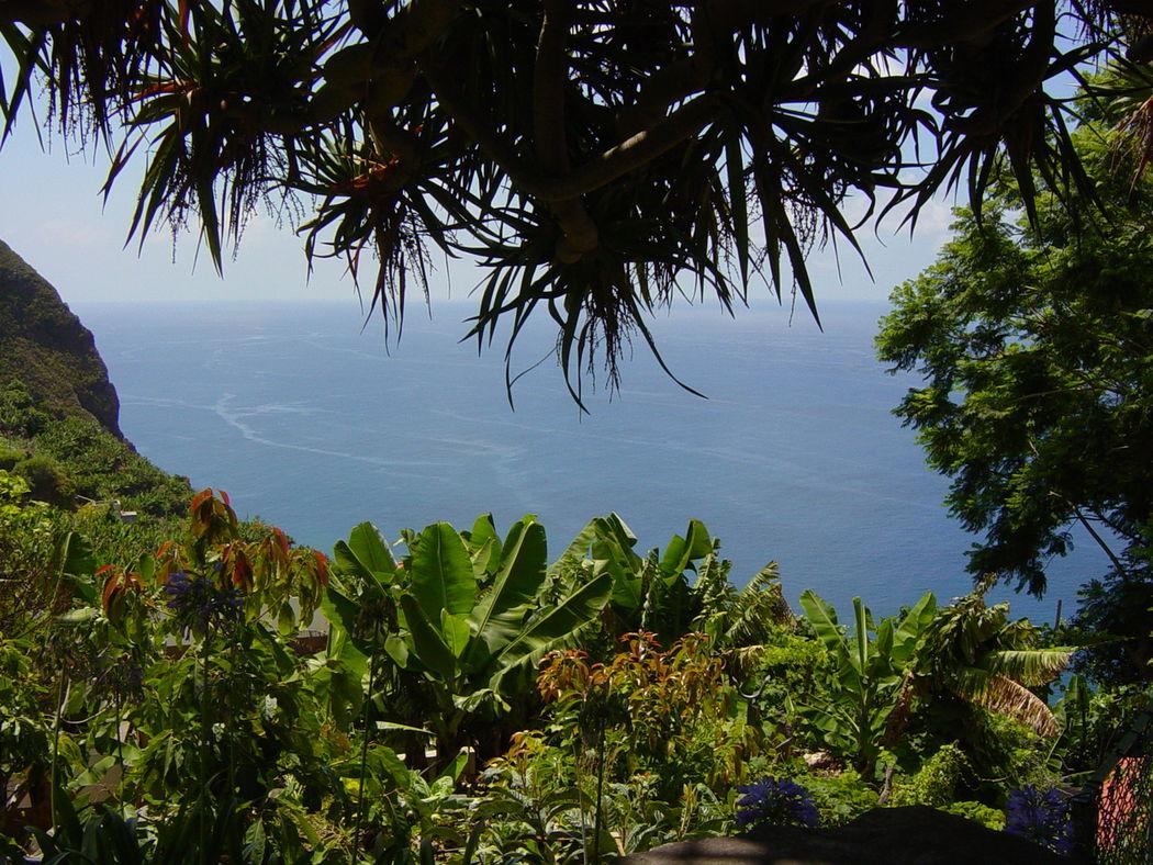 O Jardins sobre o Oceano Atlântico