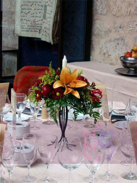 Decoración y banquetes