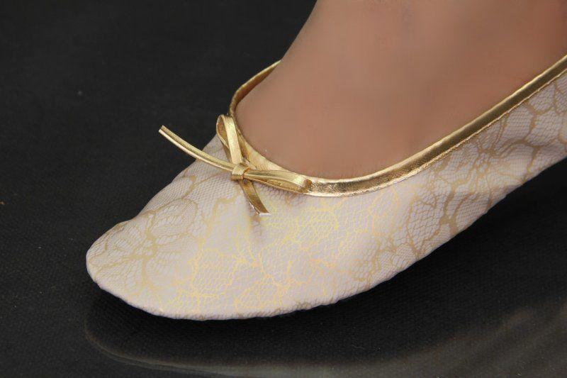 Série Soft Estampa Rendada Ouro Light com Dourado