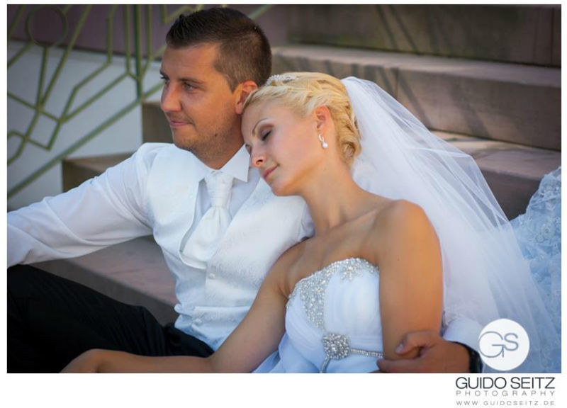 Beispiel: Wunderschöne Paarfotos, Foto: Guido Seitz Photography.