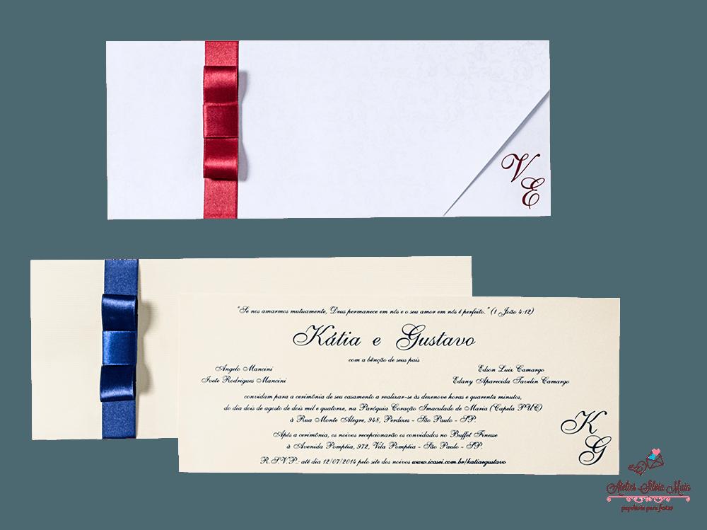 Convite Luva - CS.0151