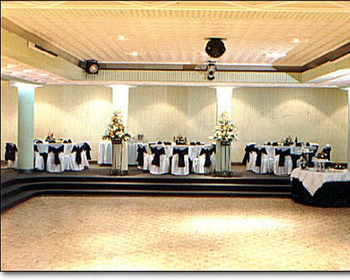 Salon blanco y negro bodas - Salon en blanco y negro ...
