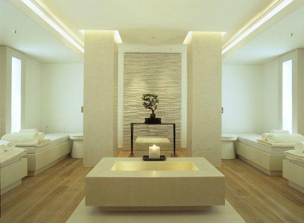 Beispiel: Ruheraum, Foto: Hotel Adlon Kempinski.