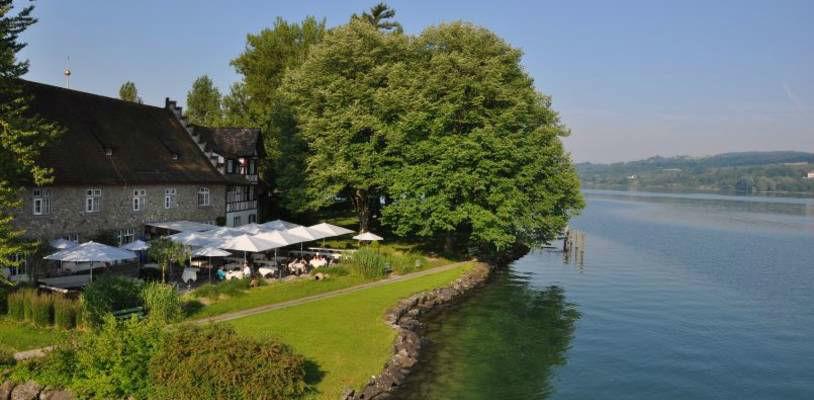 Beispiel: Terrasse am See, Foto: See & Park Hotel Feldbach.