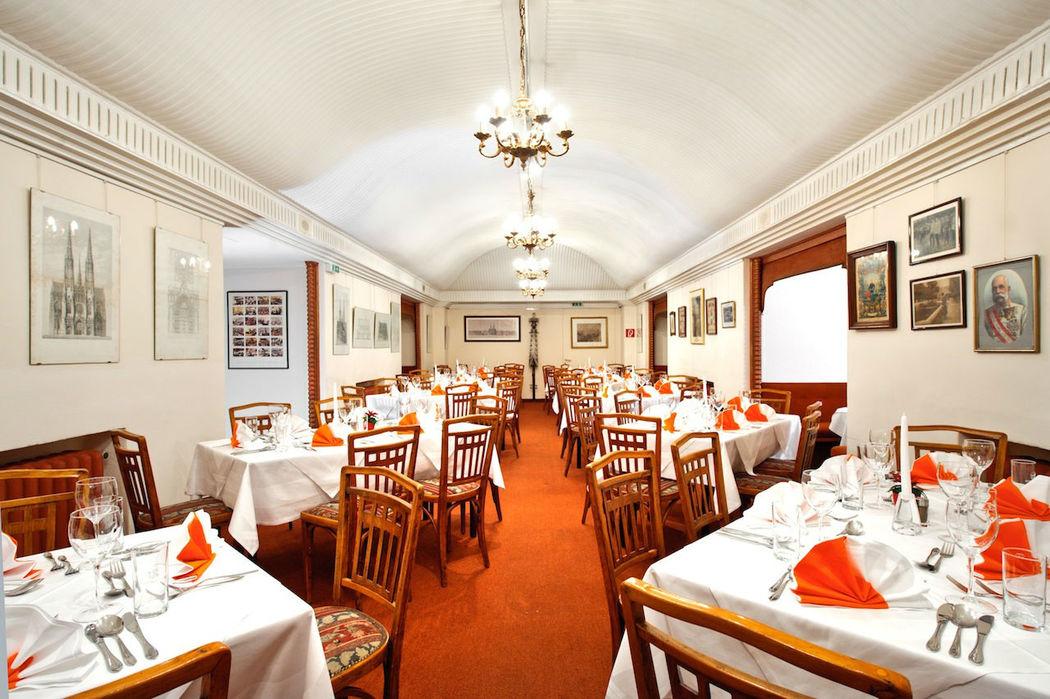 Beispiel: Ferstel Saal, Foto: Hotel Regina.