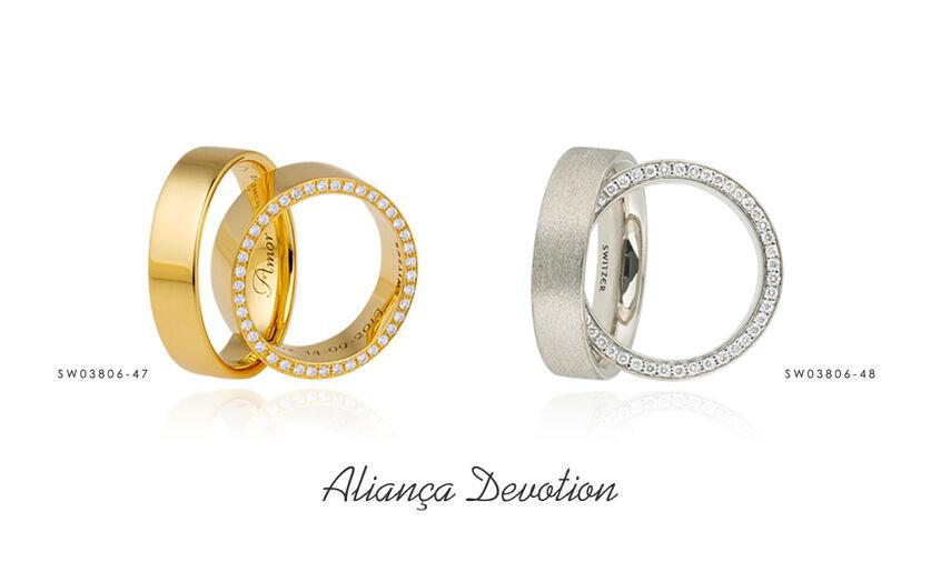 Aliança Devotion