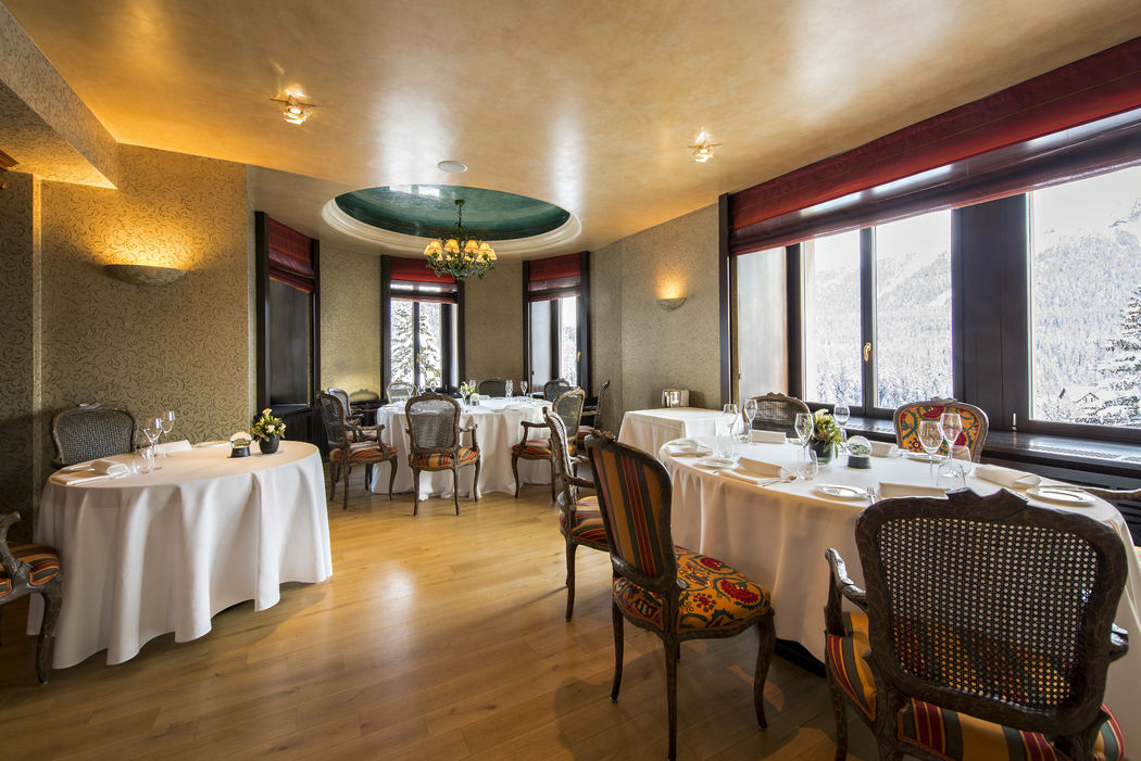 Restaurant Da Vittorio - St. Moritz