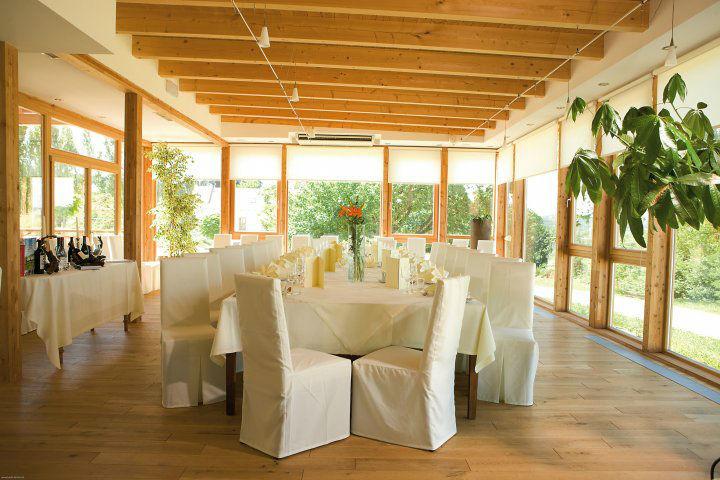 Beispiel: Hochzeitstafel, Foto: Das Eisenberg.