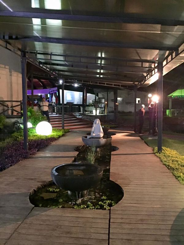 Villa xavier bodas for Jardin villa xavier
