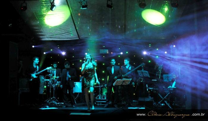 Ludmila Amaral Band. Foto: Clélia Albuquerque.