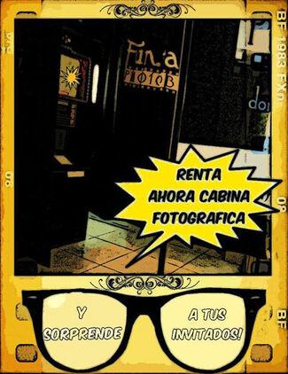 Fotos divertidas en Guanajuato con Fun.taspic Photobooth