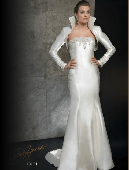 Vestidos para novia en el Distrito Federal - Foto Stephen Yearick
