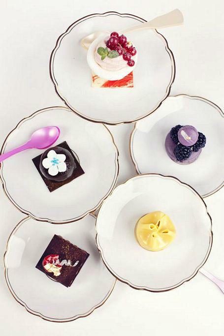 Beispiel: Verschiedene Cupcake-Variationen, Foto: Nicola Fürle.
