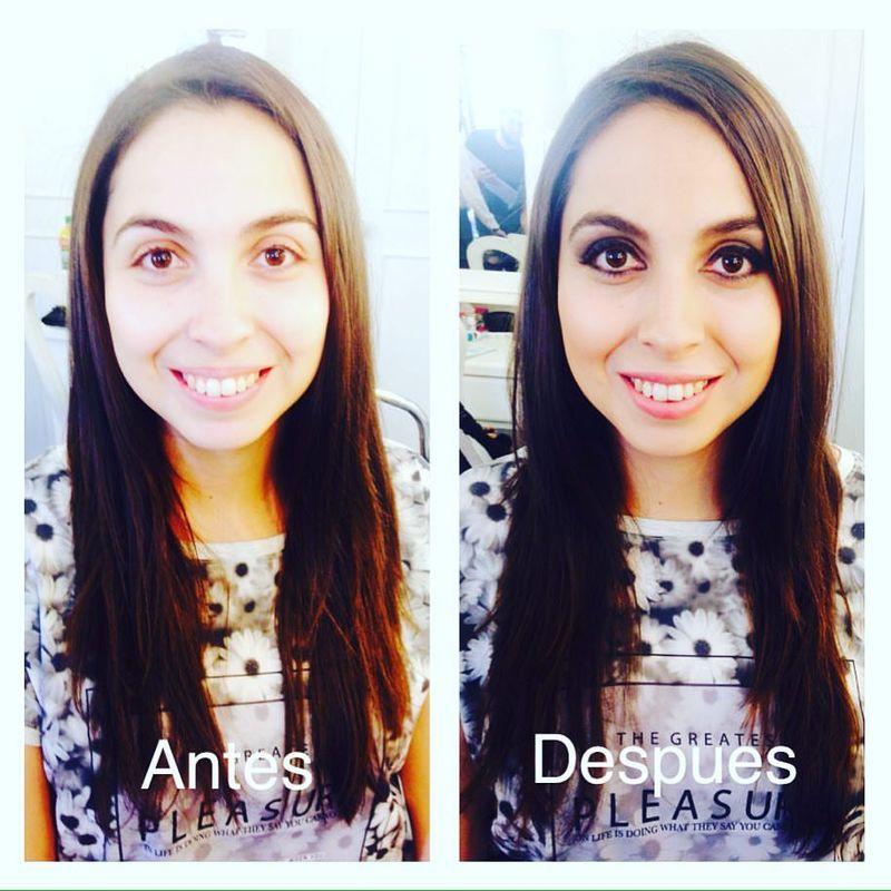 prueba de maquillaje para novia