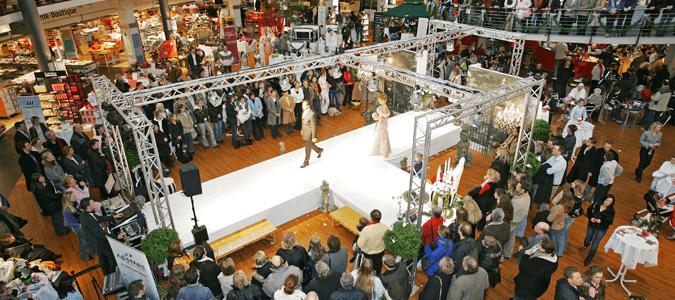 Beispiel: Alles rund um Veranstaltungen, Foto: ALLSTARS Eventservice.