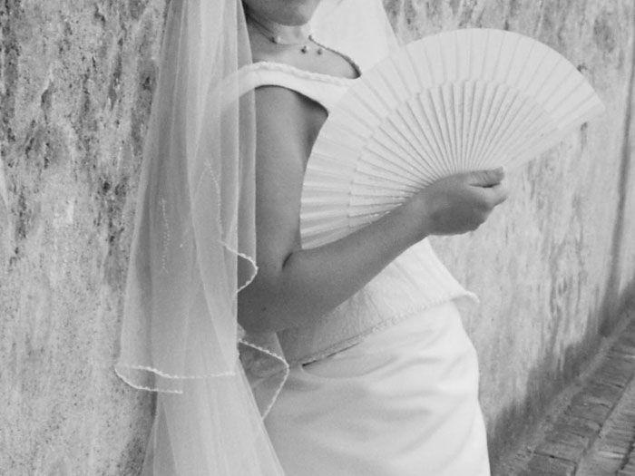 Beispiel: Heiraten mit Stil, Foto: Trau Atelier.