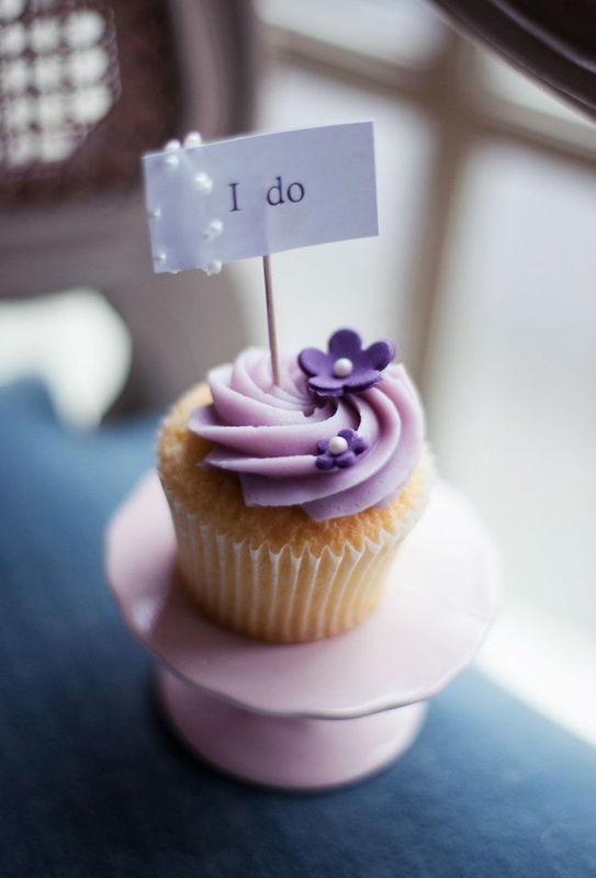 Beispiel: Ihre Hochzeits-Cupcakes, Foto: Cupcake Affair.