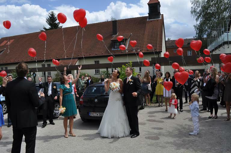 Beispiel: Professionelle Hochzeitsplanung, Foto: Meine Wunschhochzeit.