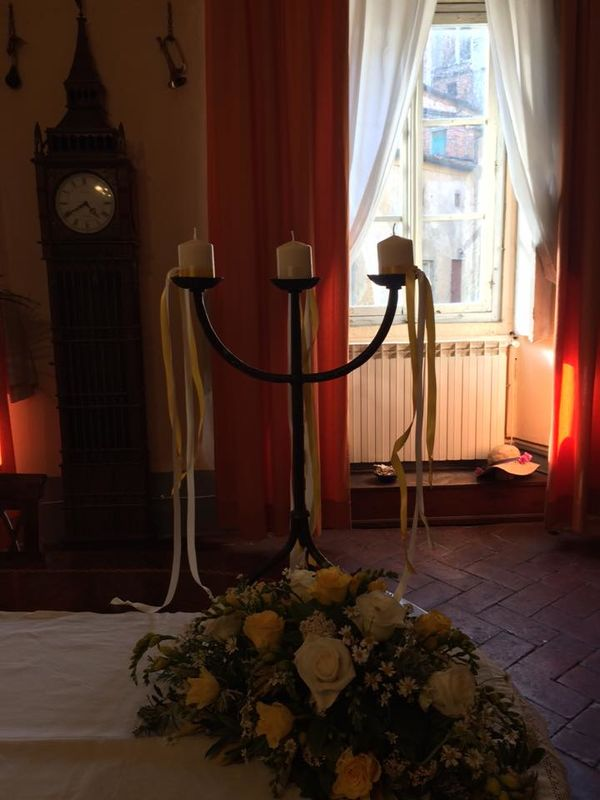 Il Salone, sede del vostro matrimonio civile