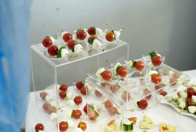 Beispiel: Kreativ gestaltete Buffets, Foto: Paiser Catering.