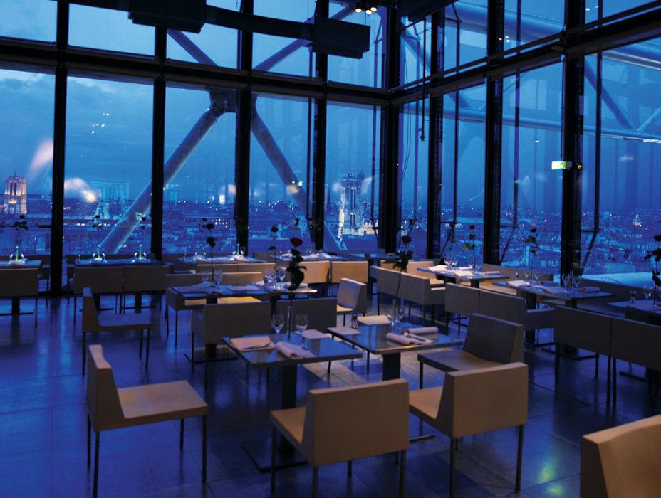 Georges - Restaurant du Centre Georges Pompidou