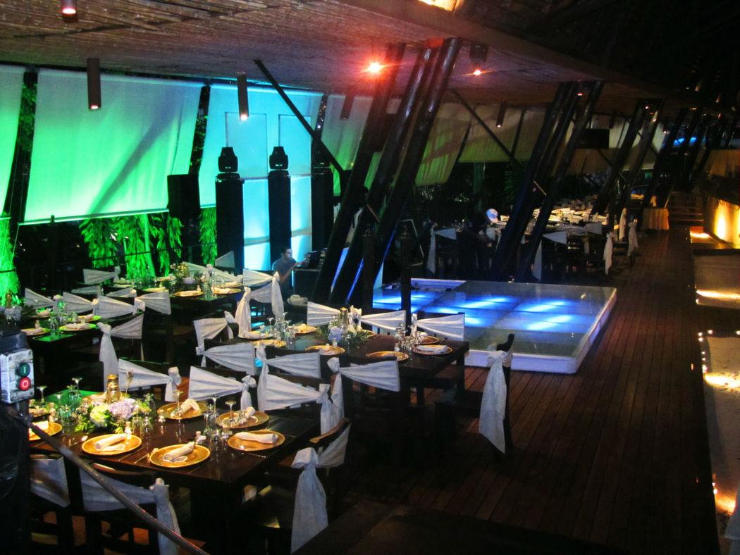 Salón Tailandés - Restaurante Angus Brangus