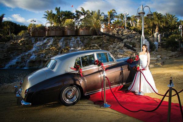 EX009 1962 Rolls Royce Silver Cloud marrón