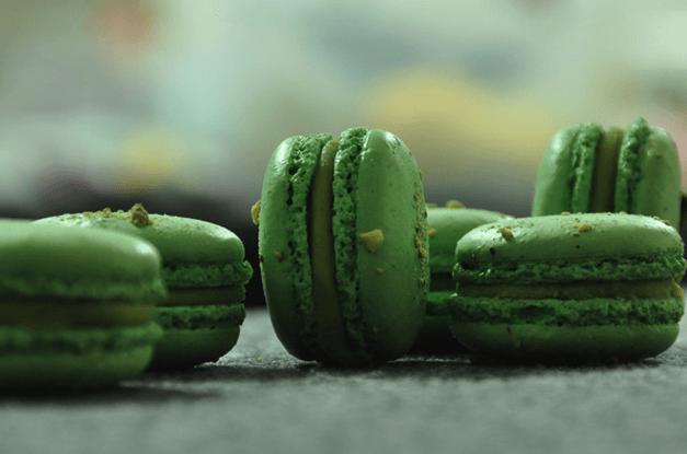 Macarons y pasteles siempre adaptados a todas las estaciones del año - Foto Le Macaron Boutique