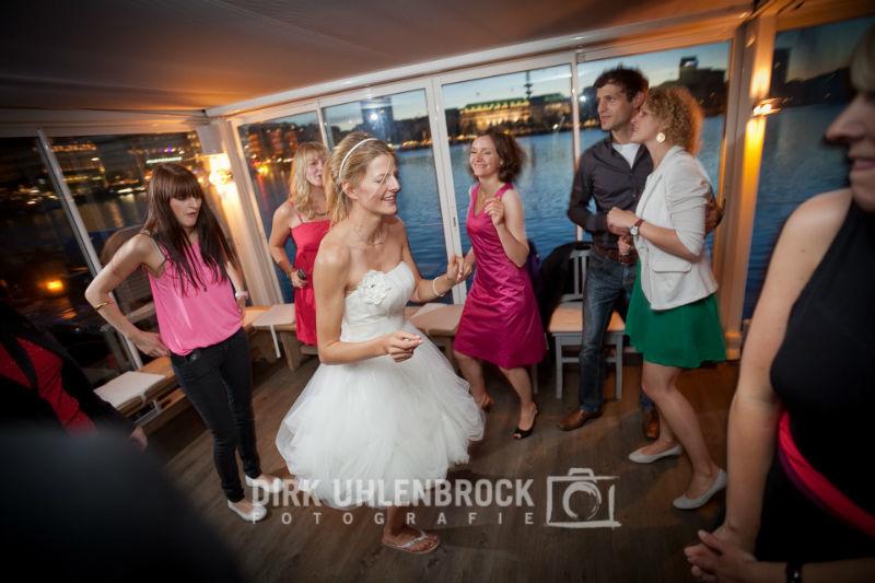 Beispiel: Fotos von der Hochzeitsfeier, Foto: Dirk Uhlenbrock FOTOGRAFIE.