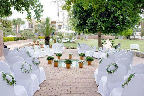 Ceremonias en Urbanización Premium