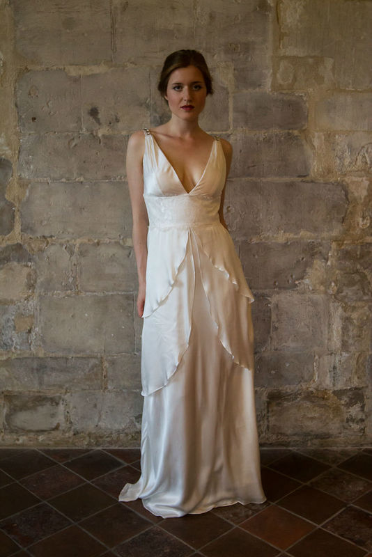 Alesandra Paris robe Gabrielle