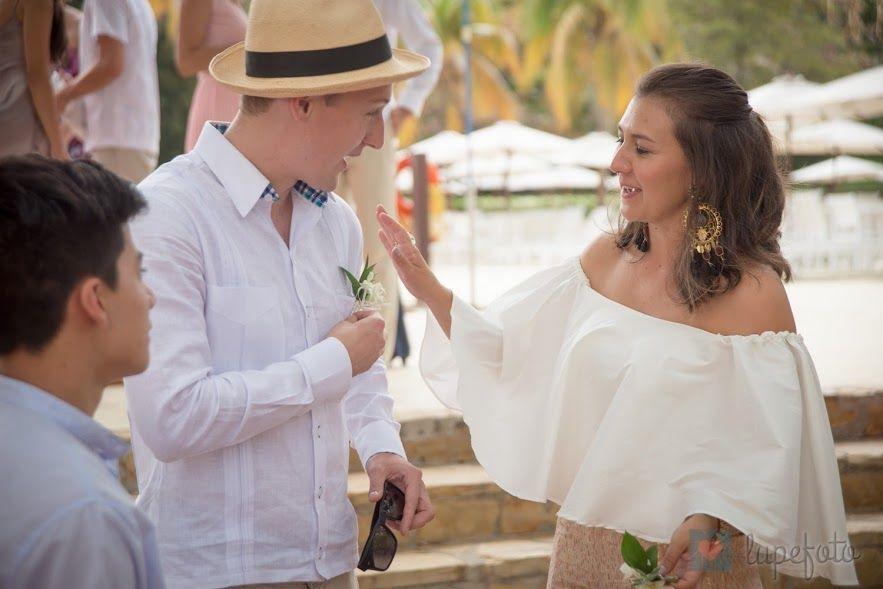 Matrimonio Club Altos de Chicalá Fotografía: LUPE