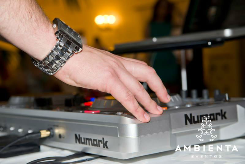 Animação DJ