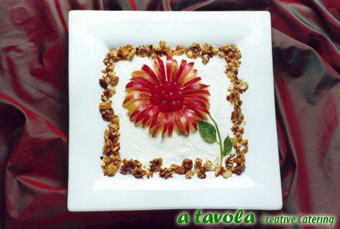 Beispiel: Kreative Speisen, Foto: A Tavola.