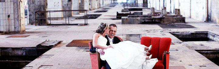 Beispiel: Paarshooting, Foto: Avantgarde Wedding Photographers.