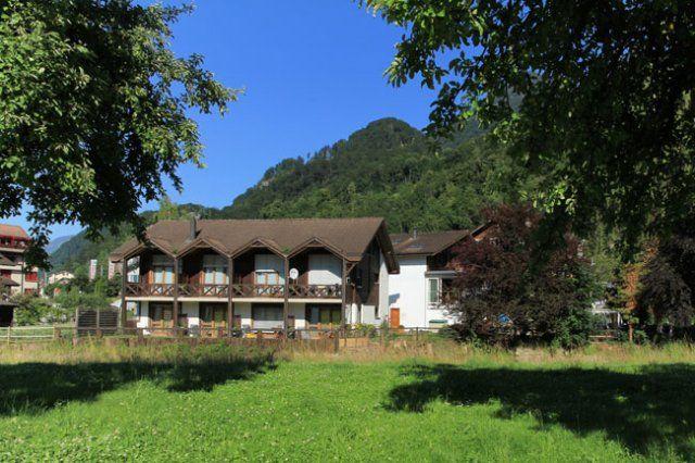 Beispiel: Aussenansicht, Foto: Hotel Bahnhof.
