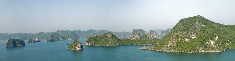 Beispiel: Landschaftsbild Vietnam, Foto: Ao Dai Travel.