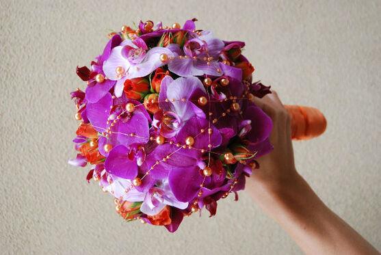 Beispiel: Wunderschöne Sträuße, Foto: manufactura florale.