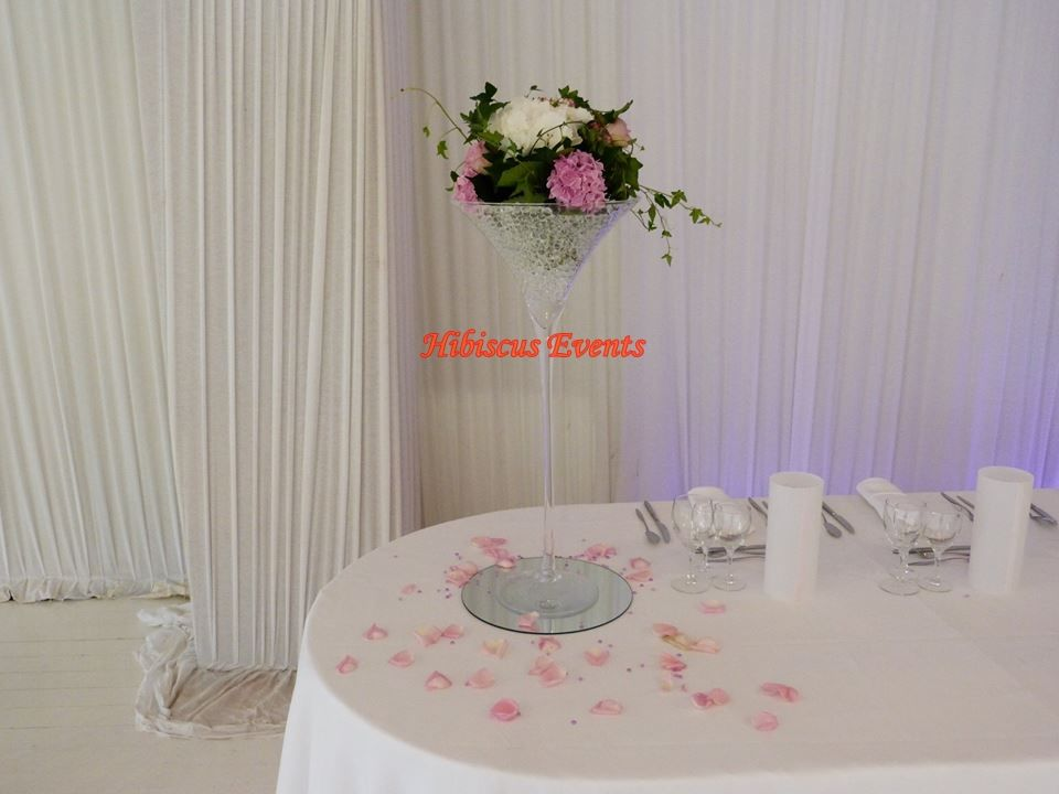 Hibiscus events mariage for Decoration chambre nuptiale