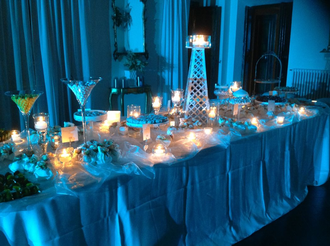 Evento Ideale: Sweet Table