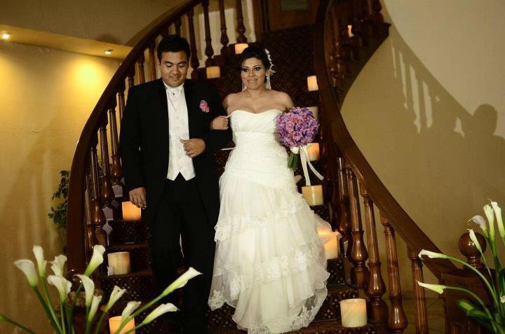 Salón para bodas Campanario Eventos ubicado en Nuevo León