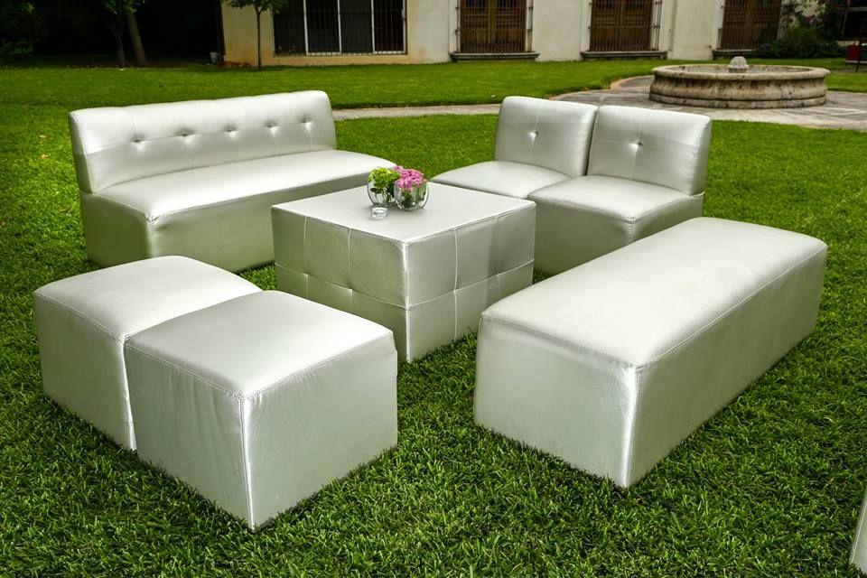 Sala Lounge Linea Premium Color Plata