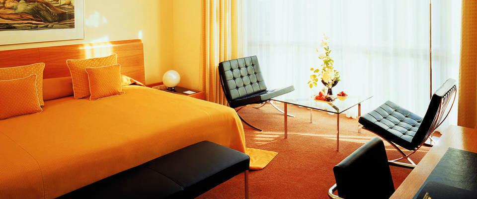 Beispiel: Hotelzimmer, Foto: Domero Hotel Brandenburger Hof.